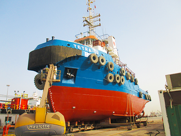 Ship Repairs | Offshore Maintenance Service